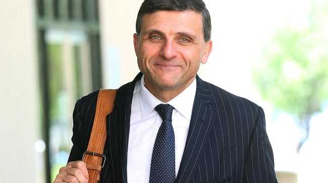 NSW Bar Association president Arthur Moses SC is opposing the move of merging the Family Court with the Federal Circuit Court. Picture: Kym Smith
