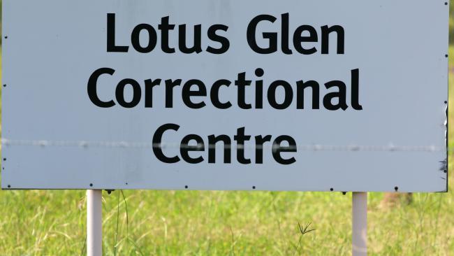 Lotus Glen Correctional Centre.