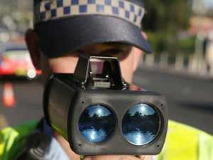Drunk driver busted for driving 200km/h