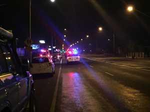 Man hit by car on major Warwick street