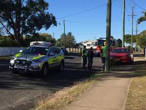 UPDATES: Car crashes into tree
