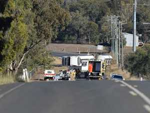 Glenvale fuel tanker clean-up hits technical delay
