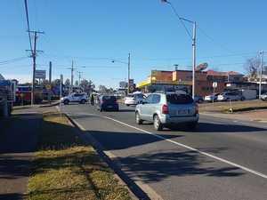 Man critical following single vehicle smash