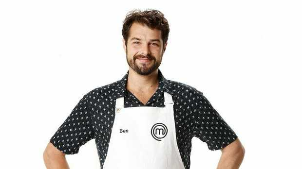 MasterChef Australia's 2018 runner-up Ben Borsht.