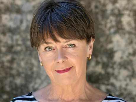 THE MERGER: Actress, MC and ambassador Penny Cook.
