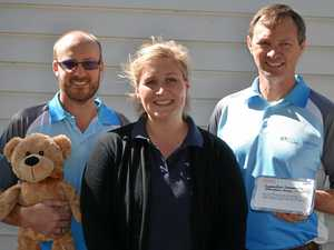 Golf day helps support centre