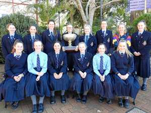 Glennie School leaps to equestrian honour