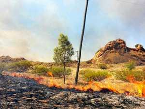 WARNING: Bushfire season starting