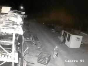 Thieves steal more copper wire from Rocky businesses