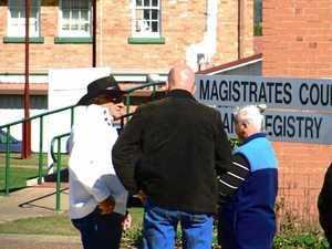 STIFF SENTENCE: Bad granddad, 77, admits 'drunken stupidity'