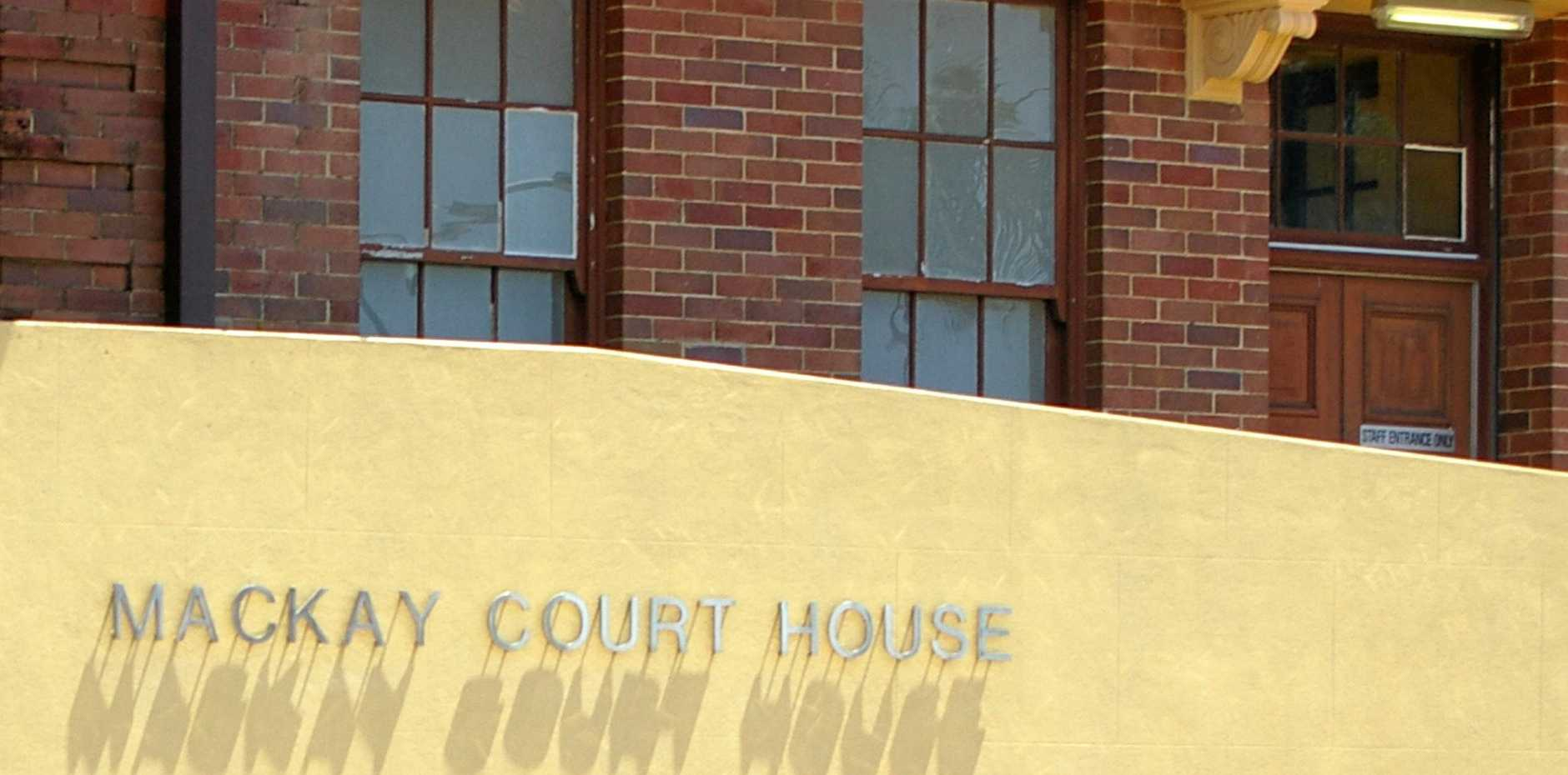 A Mt Pleasant couple faced Mackay Magistrates Court after leaving two children home alone.
