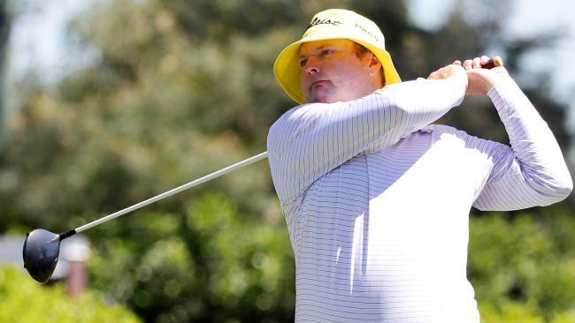 Qld Open golf pro am. Jarrod Lyle. Pic Mark Caleja