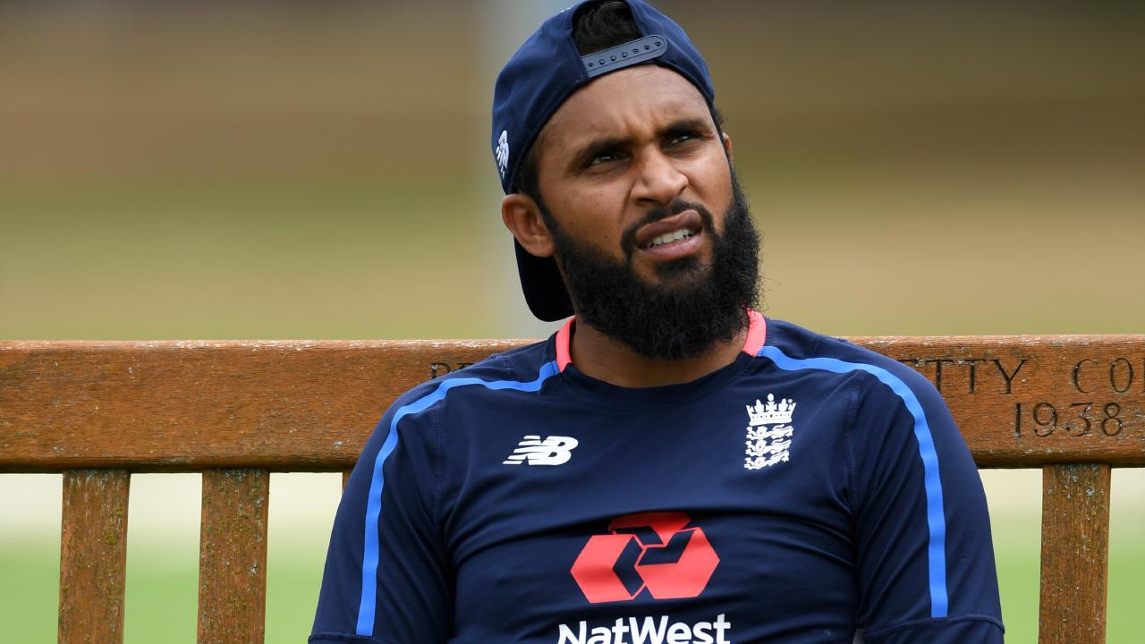 Adil Rashid's Test recall has drawn criticism. Picture: Gareth Copley/Getty Images