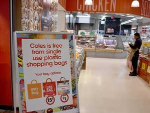 New Coles plastic bag move 'a weak act'