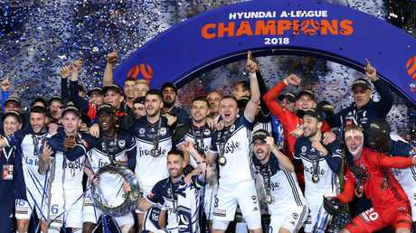A-League clubs want to take over the running of the competition from the FFA. . Picture: Toby Zerna