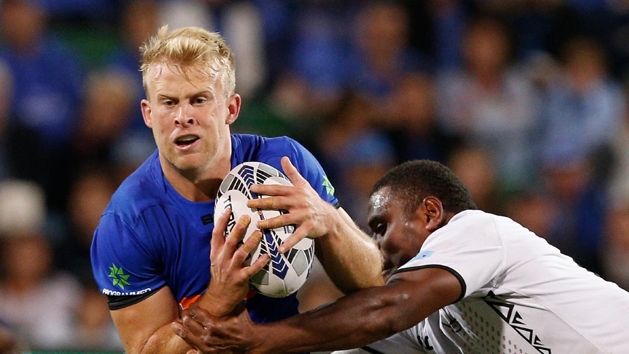 The Western Force's Andrew Deegan will steer the Super Rugby all-stars around at fly-half. Picture: Getty
