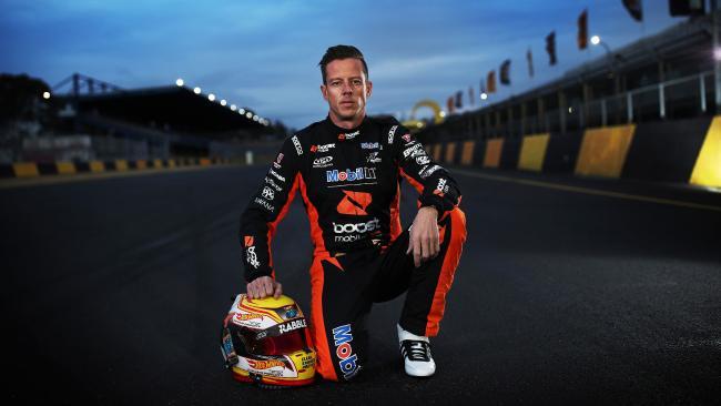James Courtney at Sydney Motorsport Park. Picture: Phil Hillyard