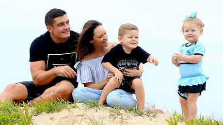 Chris Heighington will spend more time with his family following his retirement. Picture: Adam Taylor