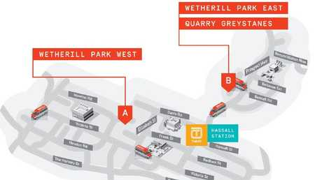 The on demand services in Wetherill Park, in western Sydney, have been so little used they will soon be axed.