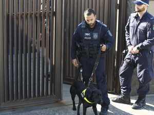 $65k and bag of white powder seized at Ibrahim mansion
