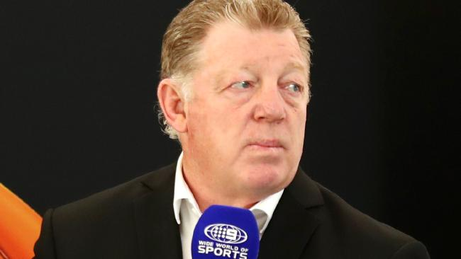 Panthers boss Phil Gould. (Picture: Gregg Porteous)