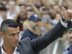 $erie A: Fans robbed by staggering 600% Ronaldo effect