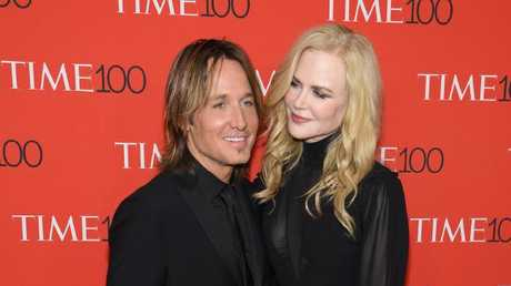 Nicole, Keith and their kids are expected to celebrate Christmas in Australia this year.