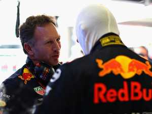 Red Bull slapped in explosive row
