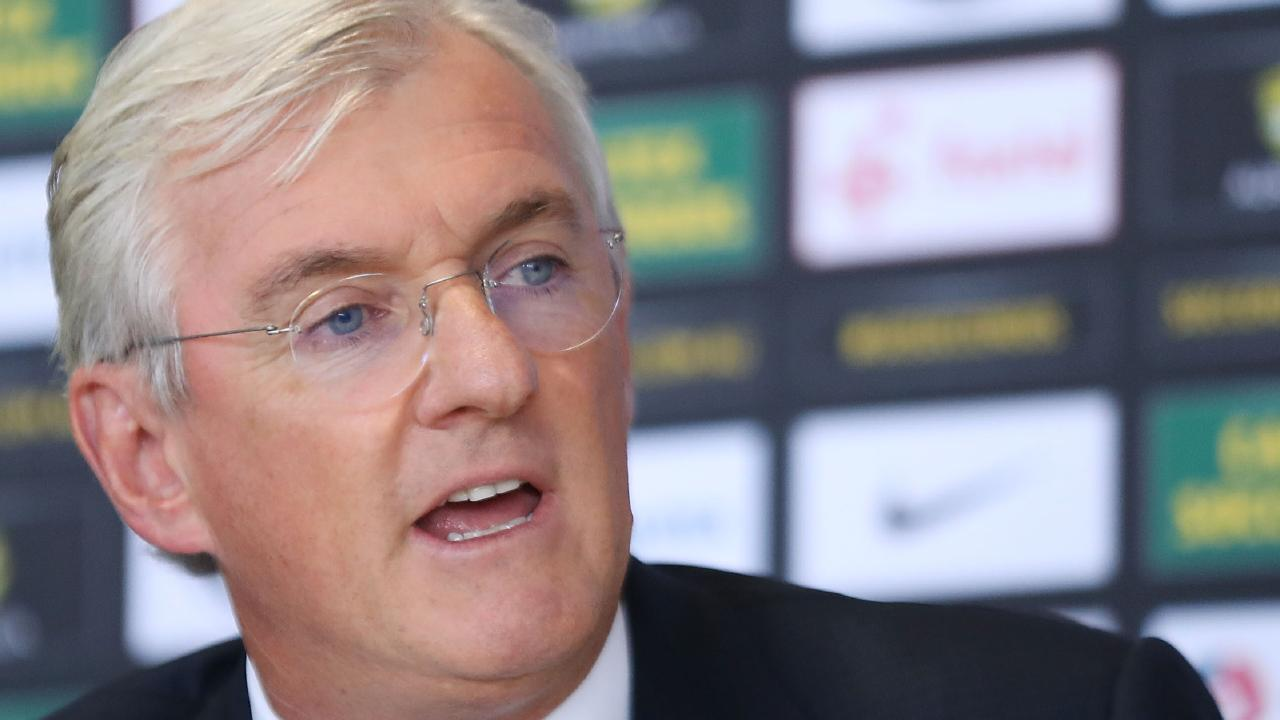 FFA chairman Steven Lowy has been at loggerheads with the A-League clubs. (Photo by Mark Metcalfe/Getty Images)