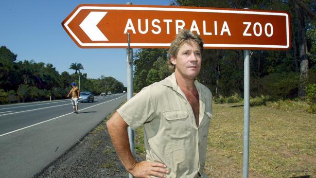 Steve Irwin Way, off the M1 at Beerburrum, honours the late Crocodile Hunter.