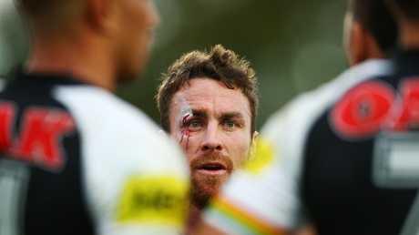 James Maloney has had a tough season so far. (Photo by Matt Blyth/Getty Images)
