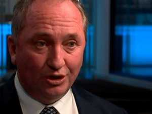 'Nutcase stuff': Joyce's warning to Turnbull