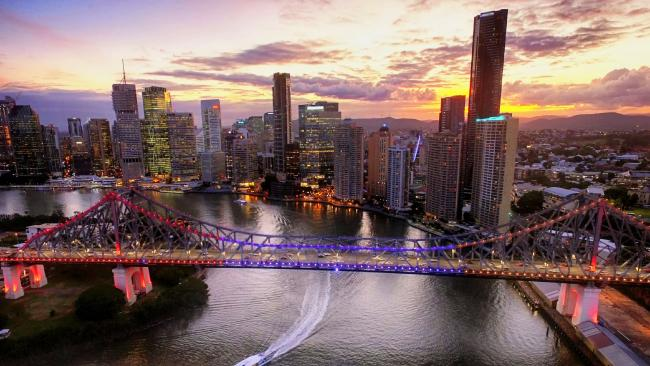 Brisbane's home value index has knocked out growth in July at a time when all other capital cities are going backwards. Picture: iStock