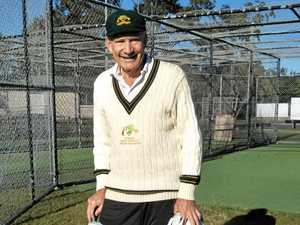 Why give up your sporting passion in old age?