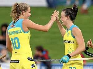 Savannah fits back in for World Cup quarter-final
