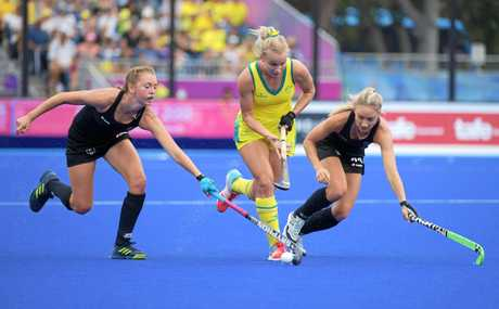 The Australian and New Zealand women's teams will play in the 2019 Oceania Cup, which will be held in Rockhampton.