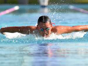 Bay junior wins eight medals at the national swimming titles