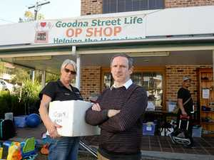 Goodna charity threatened with $135k fine