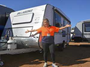 How you can win a $52,000 caravan in Toowoomba