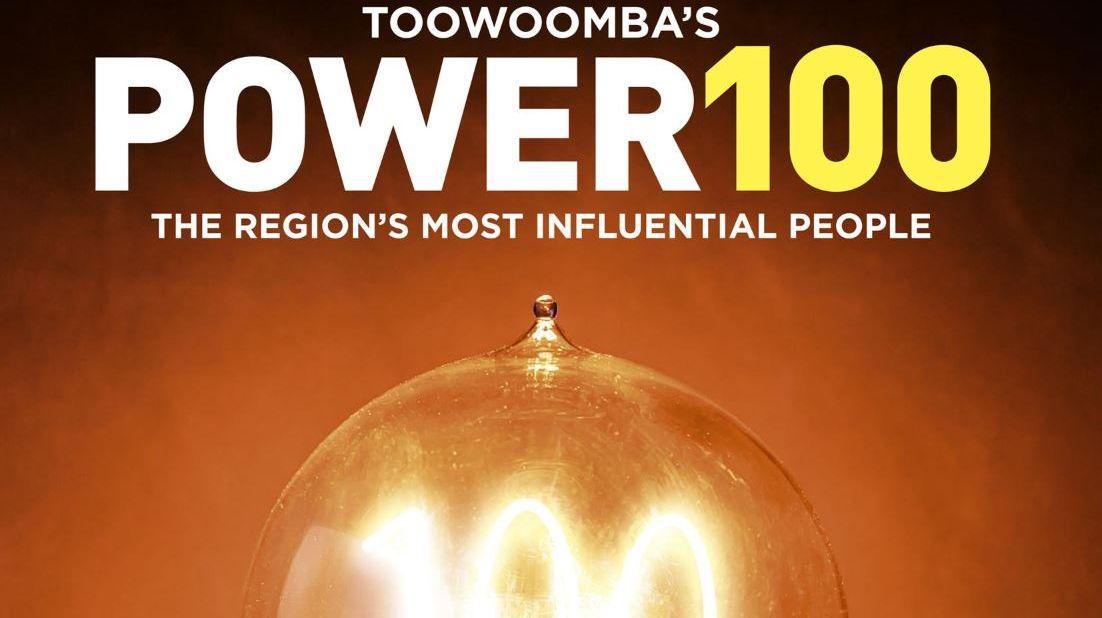 Toowoomba's Power 100