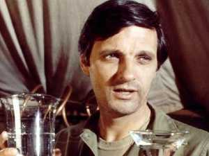 M*A*S*H star's shock health fight