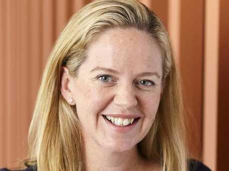ING Australia's head of retail banking Melanie Evans. Picture: Supplied.