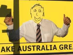 Cunning vegan plan to stop Clive Palmer