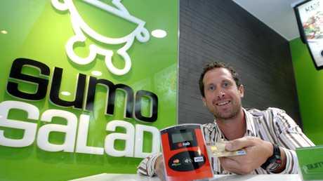 Luke Baylis co-founded Sumo Salad in 2013.