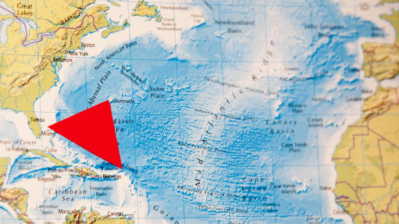 Scientists have a fresh theory on the mystery of the Bermuda Triangle.