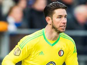 Aussie keeper secures Middle East move