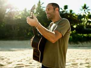 Jack Johnson launches fight on plastic at Bluesfest