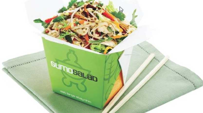 Sumo Salad is in voluntary administration but the company has said it's just a 'road hump'.