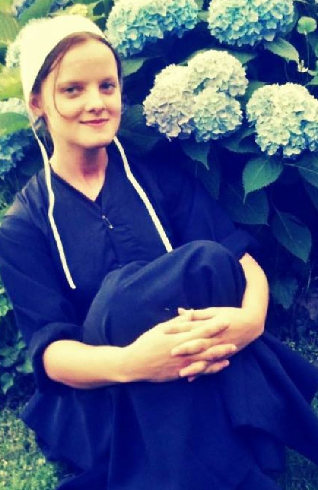 Emma Gingerich was happy being Amish until the age of 14, when school ended and she still thought the world was flat.
