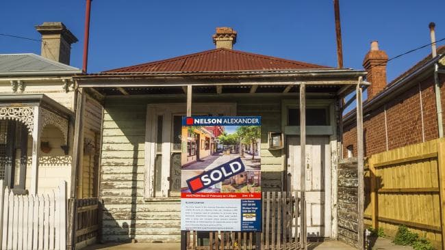 The rundown house at 20 Beith Street in Brunswick featured in Beyonce's 'No Angel' music video sold in 2016 for $650,000.